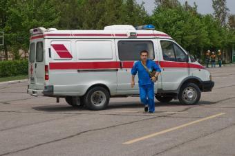 société d'ambulancier Nice